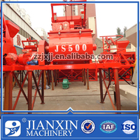 Top Quality Hydraulic and Diesel Concrete Mixer