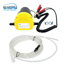 Portable DC 12V/24V Diesel fluid extractor transfer pump 60W Electric Oil Extractor Changer Pump oil pump 12v electric