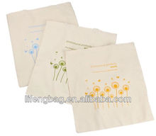 100% organic cotton string bag hot sale