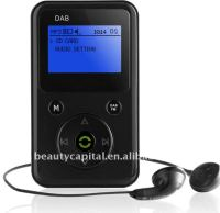 pocket DAB/DAB+ FM Radio MP3 Recorder