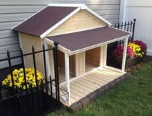 Excellent quality New product thinking outside dog house