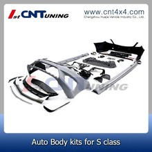 Car Accessories Car Body Kits (For new s class cars)