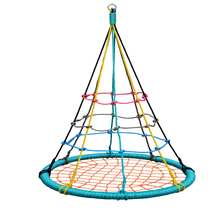 Popular Outdoor And Indoor Double Children Hammock Bird Nest Basket Swing Chair