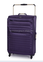 2015 latest fashion new led suitcase