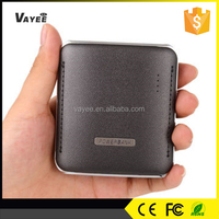 Best promotional gift small size 5200mah smart power bank