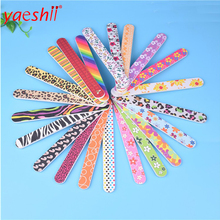OEM Print Nail Files Private Label with Custom Logo for Wholesale