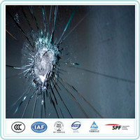 Bullet-proof Glass(Three layer overlay)