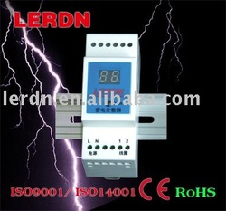 Lightning Surge Current Counter