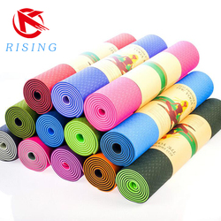 Manufacturer private label yoga mat