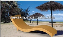 Outdoor Furniture garden rattan lounger wicker daybed patio swing bench