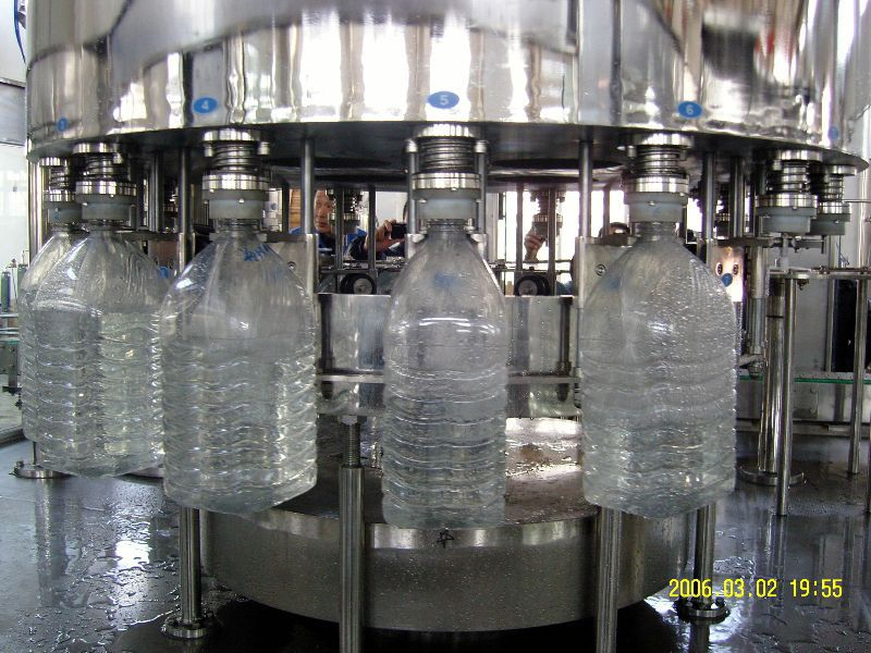 water bottles manufacturing machines