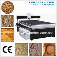 hot sale cnc wood lathe / engraving machine for wood,MDF,aluminum,alucobond,stone,glass