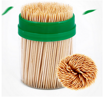 Disposable and smooth barbecue bamboo skewer with high quality