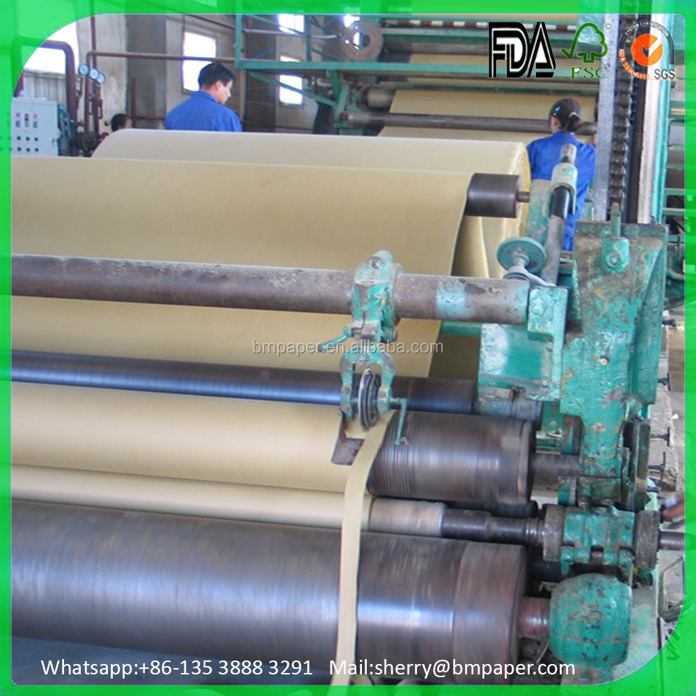 HOT SALE test liner fluting paper / corrugated paper
