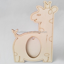 Child painting toys Creative DIY wooden animal design drawing and making laser wooden funny foto photo <strong>picture</strong>