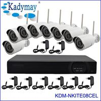 New Products digital h264 surveillance home security camera system wireless