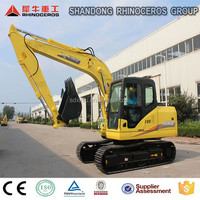 earthmoving machinery 15ton rc construction equipment excavator digging