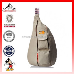 the most popular Cotton Canvas bag rope with Adjustable shoulder strap(ES-Z054)