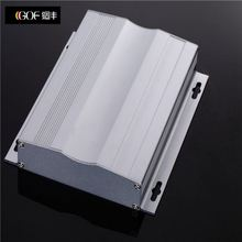 Aluminum Electrical Extruded Housing Box For Laptop Adaptor OEM Service