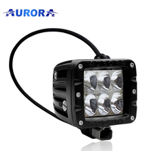 China 4x4 Motorcycle Accessories LED Parts Driving Work Light