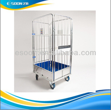 Laundry Logistics Mesh Roll Container