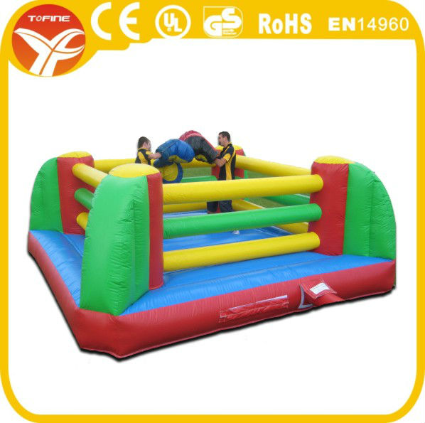 2017 Inflatable boxing ring / inflatable wrestling ring
