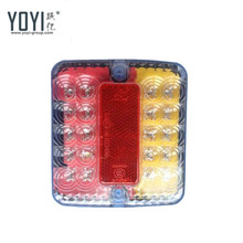 YCL5130 Truck Running Brake Turn Signal License with Emark Reflector Light