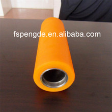 gold rice mill rubber roller from chinese supplier