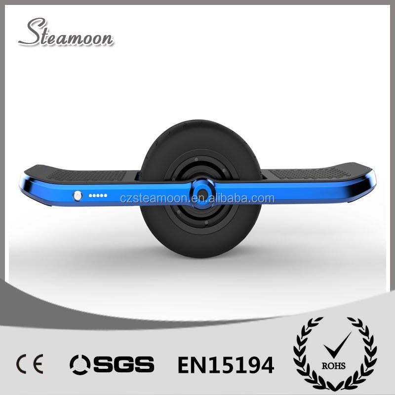 one wheel smart hover wheel electric motorized skateboard