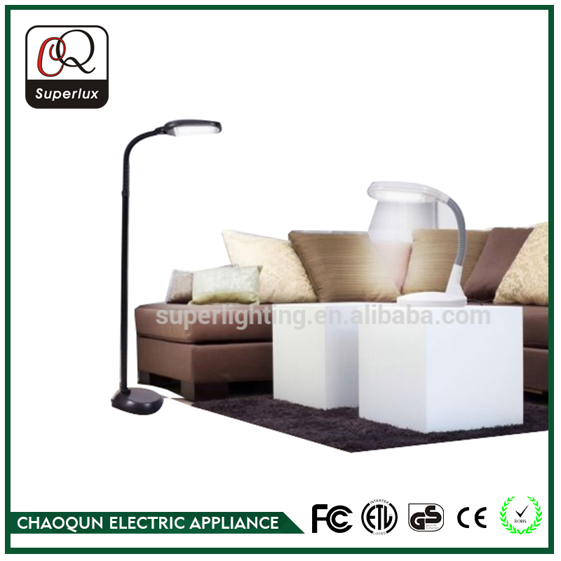 Good price fany living room modern hanging stand floor lamp led