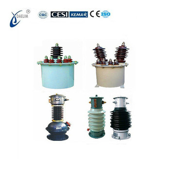35kv 0.2S Class Current Transformer with Coil