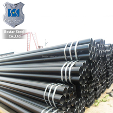 Epoxy resin Coating Steel Pipe, Anti Corrosion Surface Treatment Carbon Steel Pipe API 5L Oil Pipe line