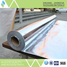 heat resistant aluminum coated kevlar fabric