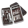 12pcs Personal Care Professional Carbon Steel
