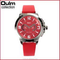New design women wristwatch with low cost silicone watches for wholesale