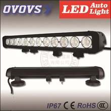 Universal cars bumper light 12v 24v 120w 4 x4 led light bar for farm atv 4wd,accessories off road