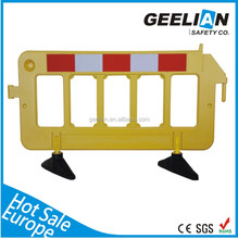 2000mm Plastic Barricade Safety Roadway Traffic Barrier Construction Safety Barricade