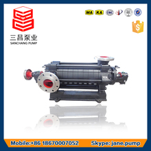 Large seawater water pumps with high delivery suction
