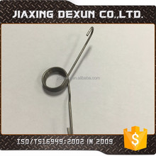 ISO9001 spring damper and sofa spring clips