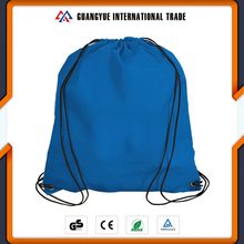 Guangyue 2017 New Product Custom Color Cotton Dust Drawstring Shoe Bags