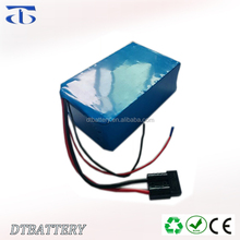 24v off grid power system battery 24v 30ah 7s11p electric vehicle battery with 30A BMS