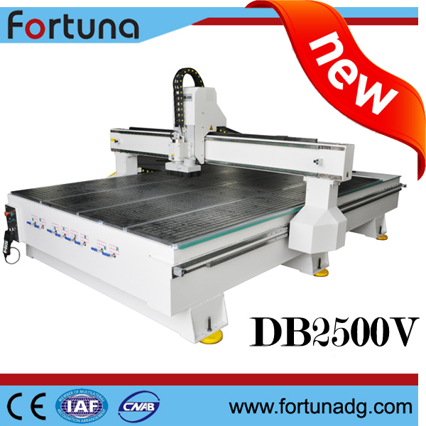 Fortuna DB2500V low price cnc router machine with DSP control handle