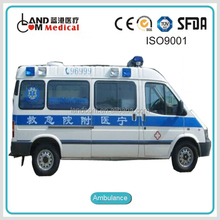 Manufacturer: Emergency Intensive Care Ambulances with Ford chassis for sale