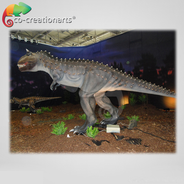 Realistic Dinosaur Park Youtube Artificial Dinosaur for Sale