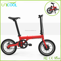 Cheap Mini 16 inch 250w Electric Bike Bicyle for Sale