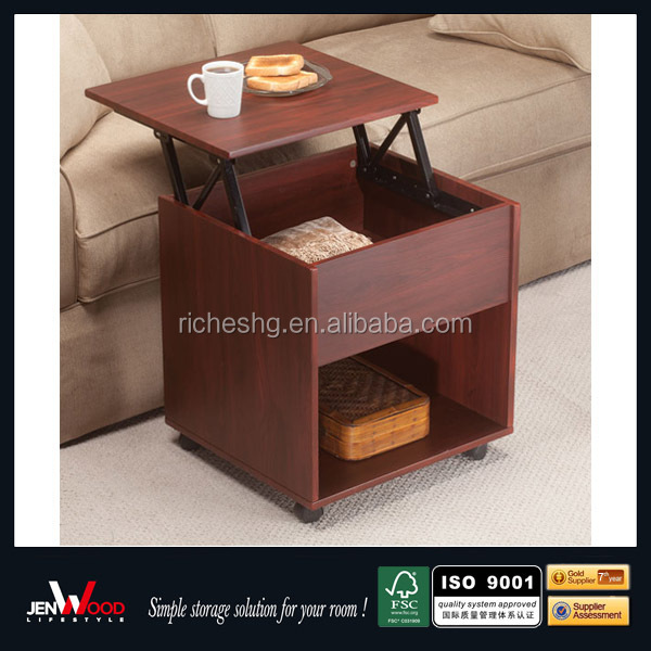 20% off multi function Lift Top wood moveable computer desk