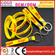 Silicone wristband keychain for promotional gifts custom color silicone wristband keychains for sale gift trade sale
