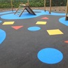 Wholesale Wet Pour Rubber Crumb Flooring Surface