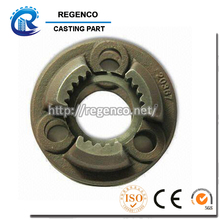 Casting Part in Resin and Green Iron Casting Types, with 0.5 to 8,000kg Weight Ranges