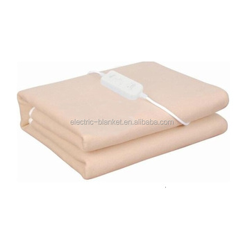 CE approval electric blanket